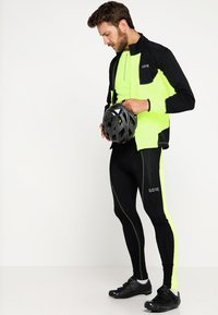 Gore Wear - THERMO TRAIL - Fleecejacka - neon yellow/black - 1