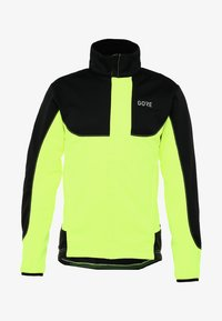 Gore Wear - THERMO TRAIL - Fleecejacka - neon yellow/black - 6