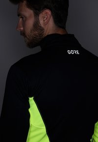 Gore Wear - THERMO TRAIL - Fleecejacka - neon yellow/black - 5