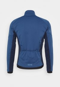 Gore Wear - TEX INFINIUM™ THERMO - Veste coupe-vent - deep water blue/orbit blue - 1