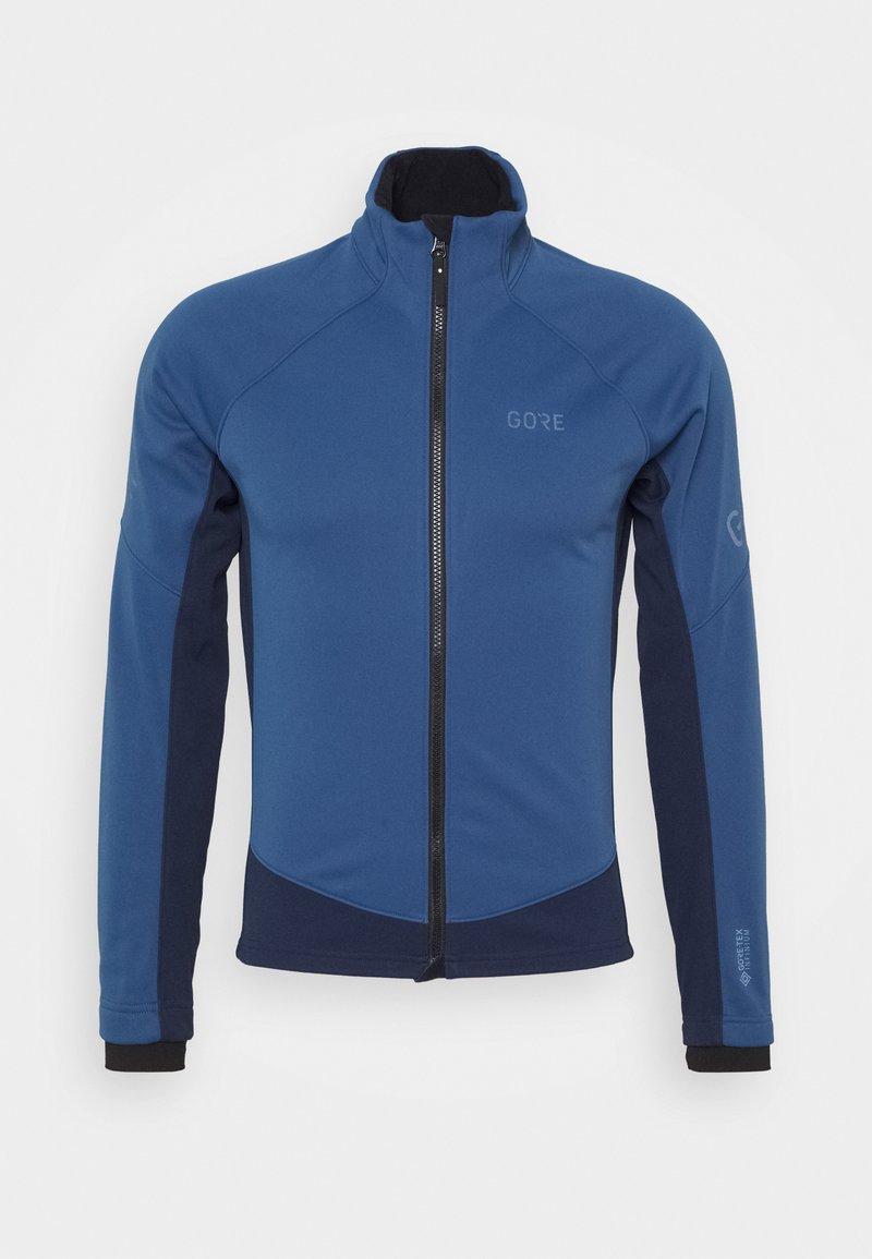 Gore Wear - TEX INFINIUM™ THERMO - Veste coupe-vent - deep water blue/orbit blue