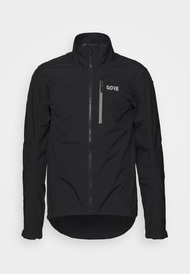 PACLITE® JACKE - Waterproof jacket - black