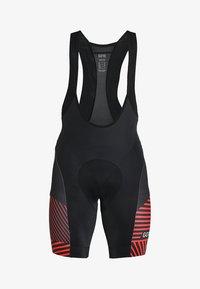 Gore Wear - Leggings - black/red - 6
