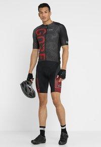 Gore Wear - Leggings - black/red - 1