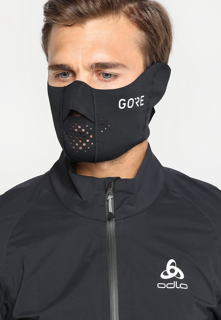 Gore Wear - GESICHTSWÄRMER - Sjal - black