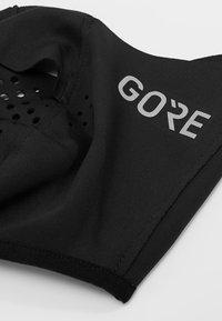 Gore Wear - GESICHTSWÄRMER - Sjal - black - 5