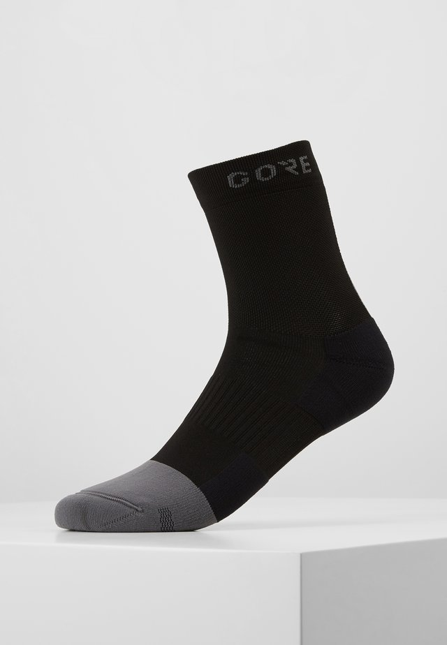 Sports socks - black/graphite grey