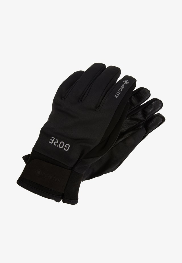 GORE TEX THERMO  - Gants - black