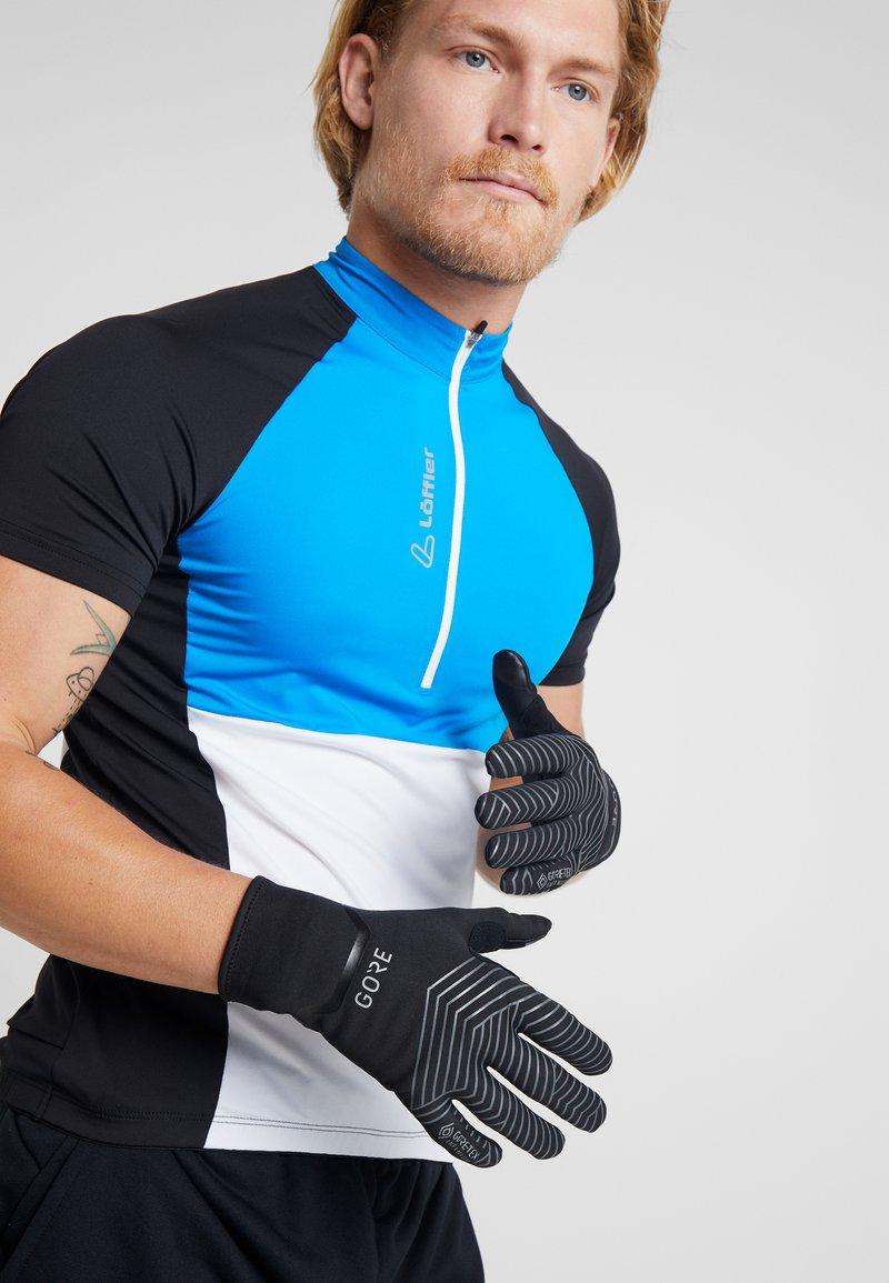 Gore Wear - MID - Fingerhandschuh - black