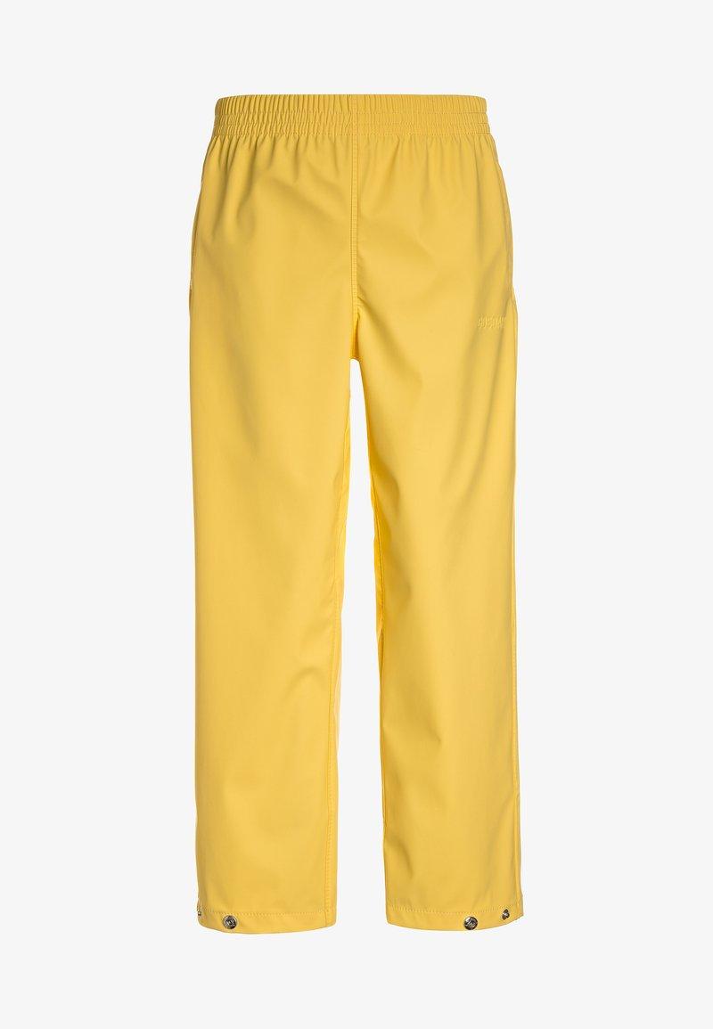 Gosoaky - HIDDEN DRAGON - Trousers - snapdragon yellow