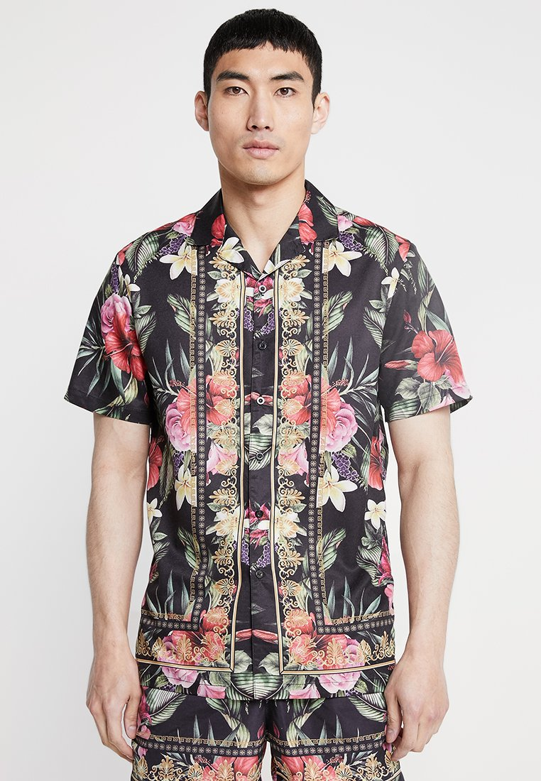 Good For Nothing - OPULENT RESORT SHIRT - Skjorta - floral baroque