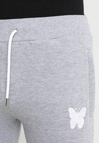 Good For Nothing - LOGO SKINNY - Spodnie treningowe - grey - 4
