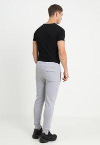 Good For Nothing - LOGO SKINNY - Spodnie treningowe - grey - 2