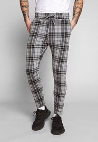 Good For Nothing - Trousers - dark grey - 0