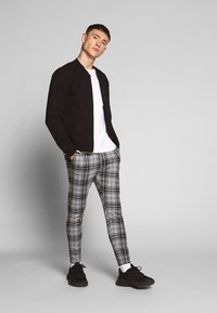 Good For Nothing - Trousers - dark grey - 1
