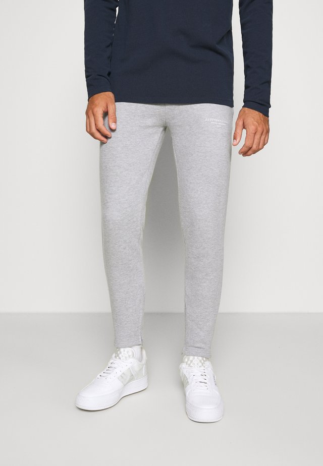 ESSENTIAL - Tracksuit bottoms - grey