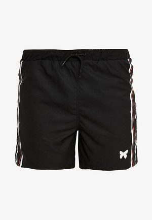 SPEED - Shorts - black/red/white