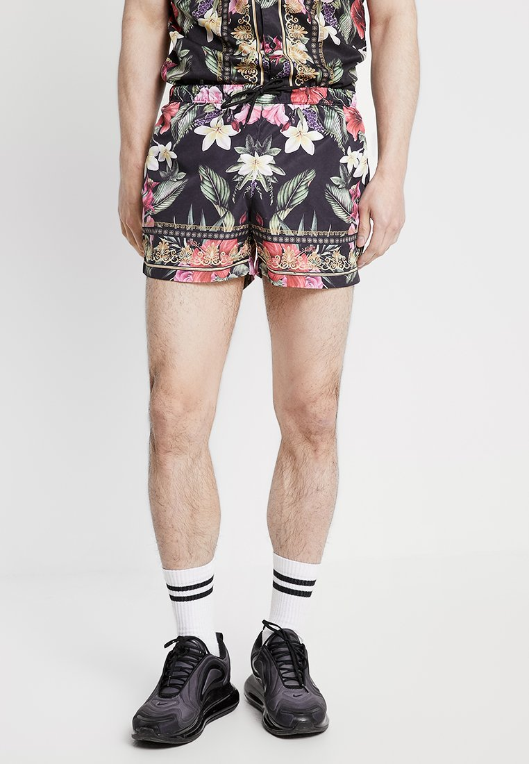 Good For Nothing - OPULENT  - Shorts - floral baroque