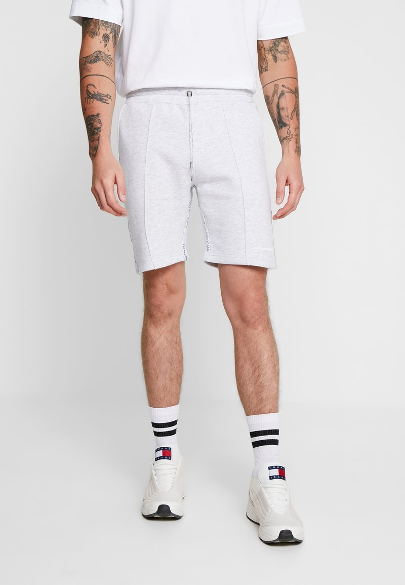 Good For Nothing - FUTURE - Shorts - grey marl