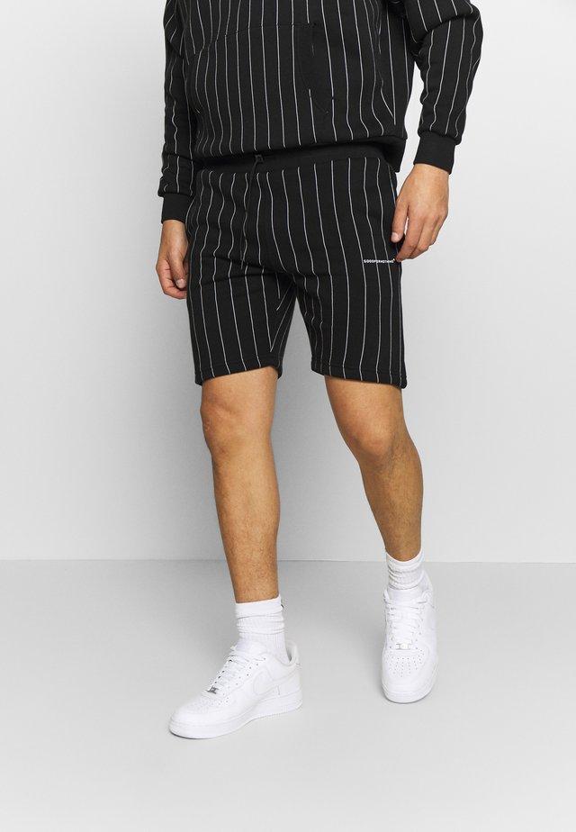 GOOD FOR NOTHING - Shorts - black
