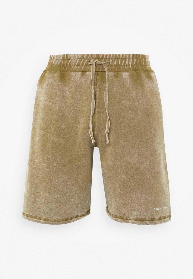Spodnie treningowe - sand