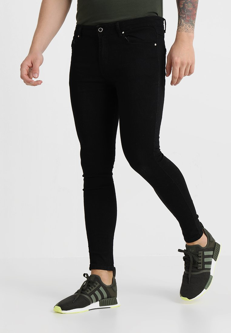 Good For Nothing - NON RIP  - Jeansy Skinny Fit - black
