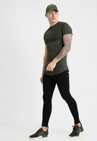 Good For Nothing - NON RIP  - Jeansy Skinny Fit - black - 1