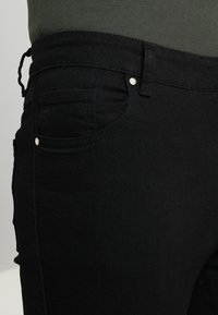 Good For Nothing - NON RIP  - Jeansy Skinny Fit - black - 3