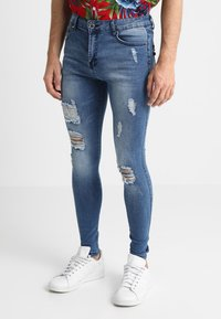 Good For Nothing - Jeansy Skinny Fit - light wash - 0