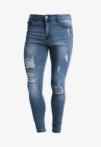 Good For Nothing - Jeansy Skinny Fit - light wash - 5