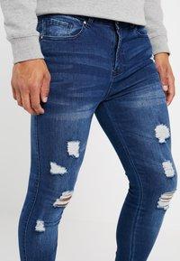 Good For Nothing - SKINNY MID WASH - Jeans Skinny - blue denim - 5
