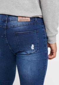 Good For Nothing - SKINNY MID WASH - Jeans Skinny - blue denim - 3