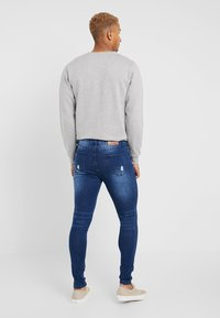 Good For Nothing - SKINNY MID WASH - Jeans Skinny - blue denim - 2