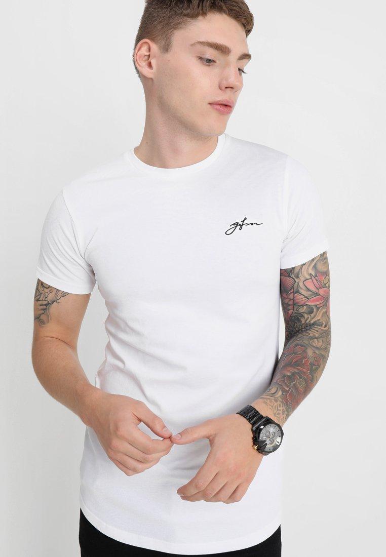 Good For Nothing - BASIC LOGO CARRIER - Basic T-shirt - white