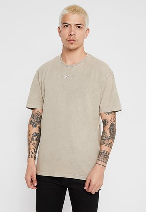 SIGNATURE OVERSIZED STONE WASH  - T-Shirt basic - stone wash