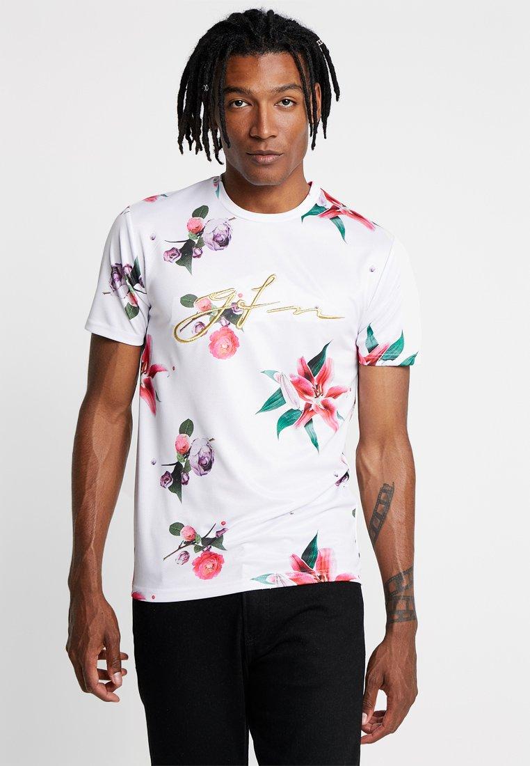 Good For Nothing - SIGNATURE PARADISE  - Print T-shirt - white