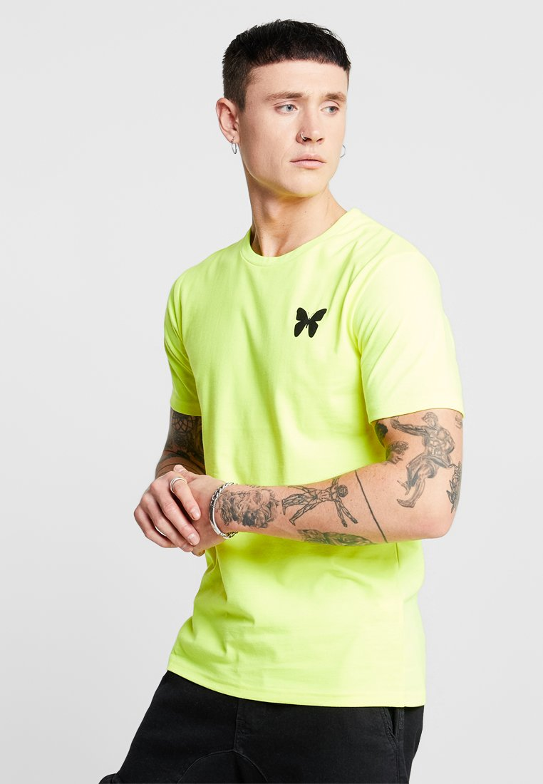 Good For Nothing - LOGO TEE - T-Shirt print - lime