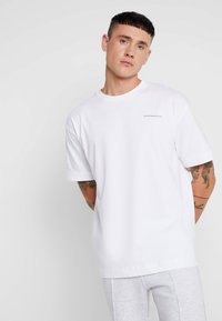 Good For Nothing - ESSENTIAL OVERSIZED - T-shirt basique - white - 0