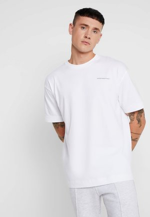 ESSENTIAL OVERSIZED - T-shirt basic - white