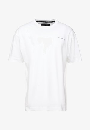 ESSENTIAL OVERSIZED - Basic T-shirt - white