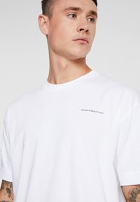 Good For Nothing - ESSENTIAL OVERSIZED - T-shirt basique - white - 4