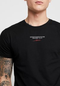 Good For Nothing - AUTHENTIC - T-shirt z nadrukiem - black - 4