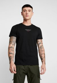 Good For Nothing - AUTHENTIC - T-shirt z nadrukiem - black - 0