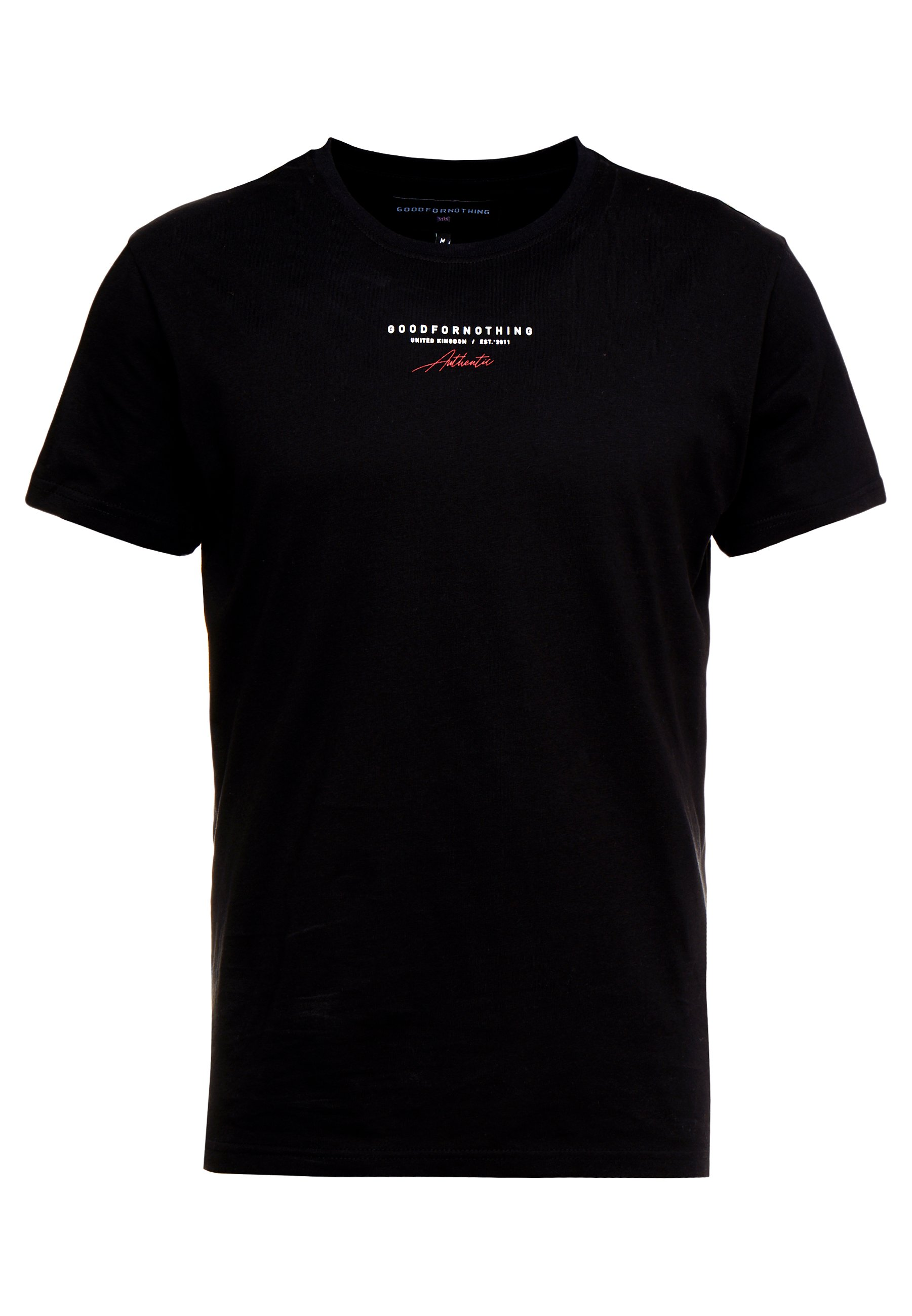 Good For Nothing Authentic - T-shirt Print Black