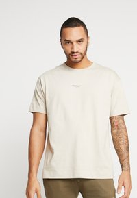 Good For Nothing - ESSENTIAL - T-shirt basic - tan - 0