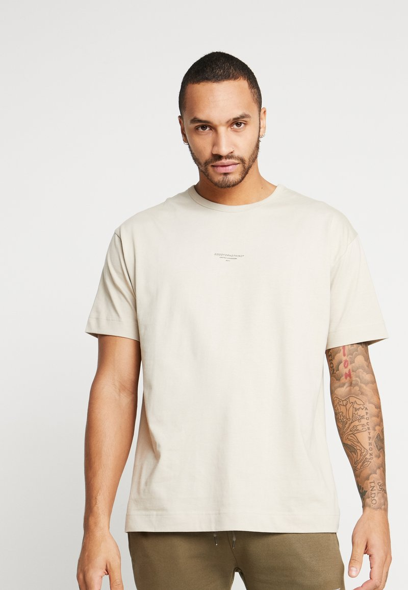 Good For Nothing - ESSENTIAL - T-shirt basic - tan