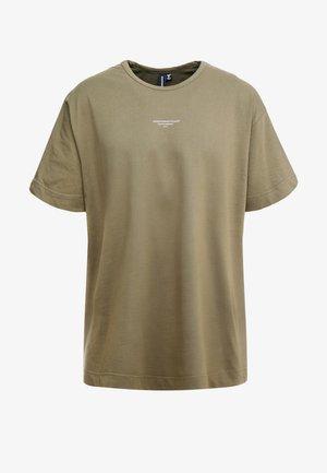 ESSENTIAL - T-shirt basique - khaki