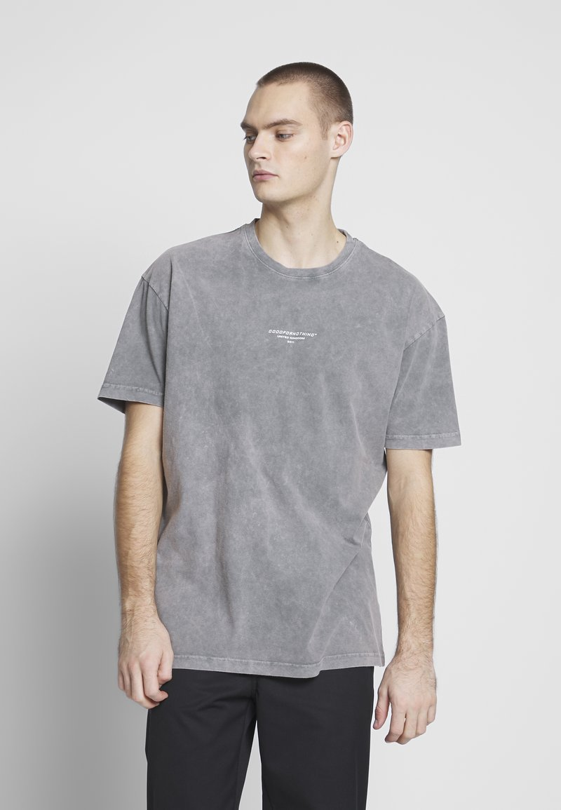 Good For Nothing - Print T-shirt - grey
