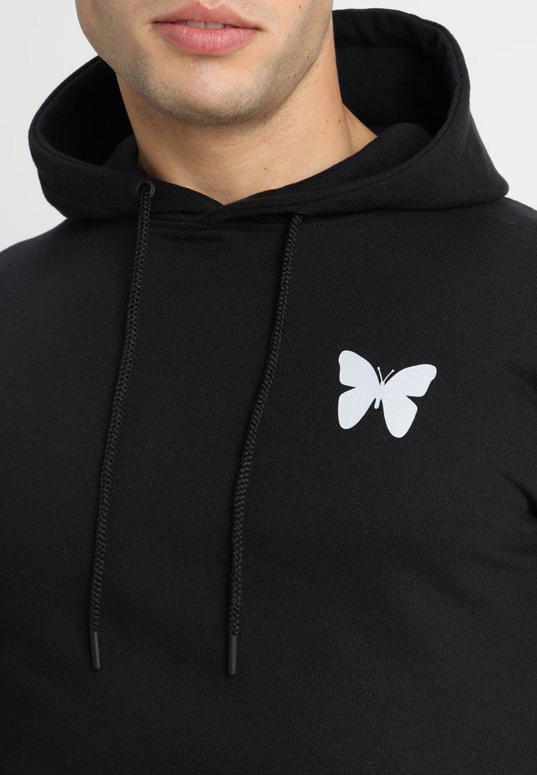 Good For Nothing Logo Hood - Luvtröja Black