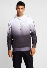 Good For Nothing - FITTED GRADIENT HOOD WITH BRANDED TAPING - Hoodie - black - 2